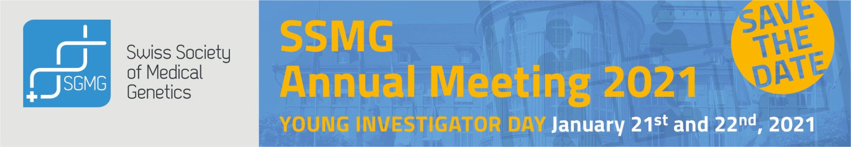 SSMG Annual Meeting 2021 - Young Investigator Day
