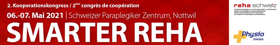 2. Kooperationskongress Reha Schweiz & Physioswiss
