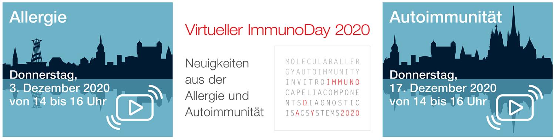 Virtueller ImmunoDay 2020 - Allergologie